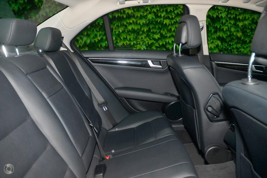 2012 Mercedes-Benz C 250 CDI Sedan
