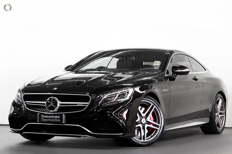 2016 Mercedes-Benz S 63 Coupe