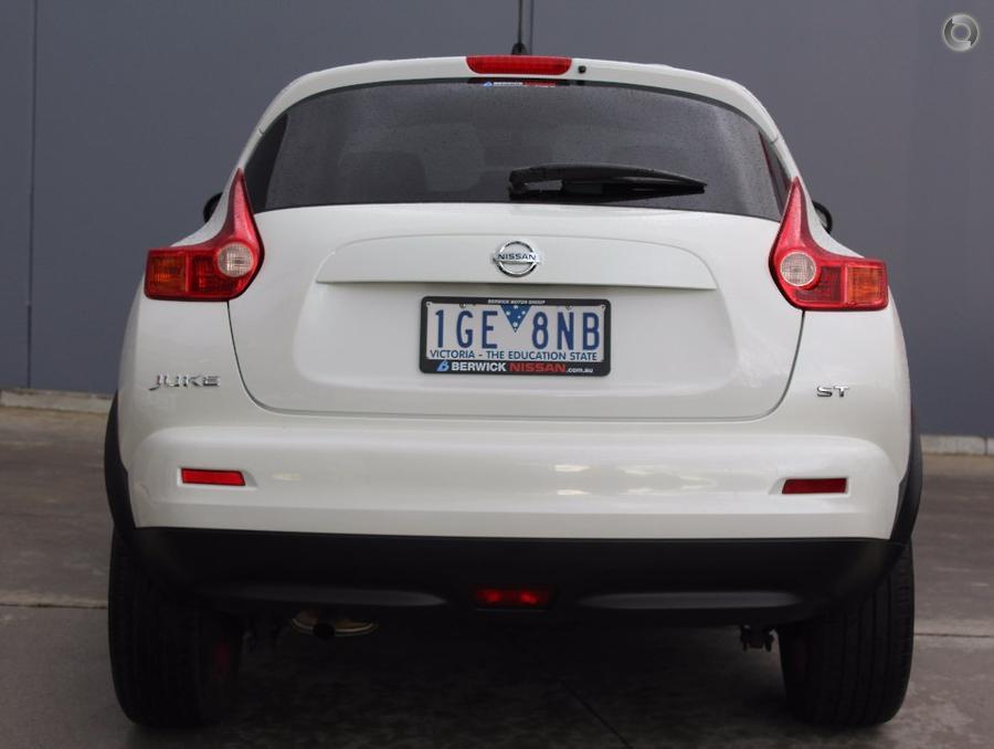 2013 Nissan Juke ST F15