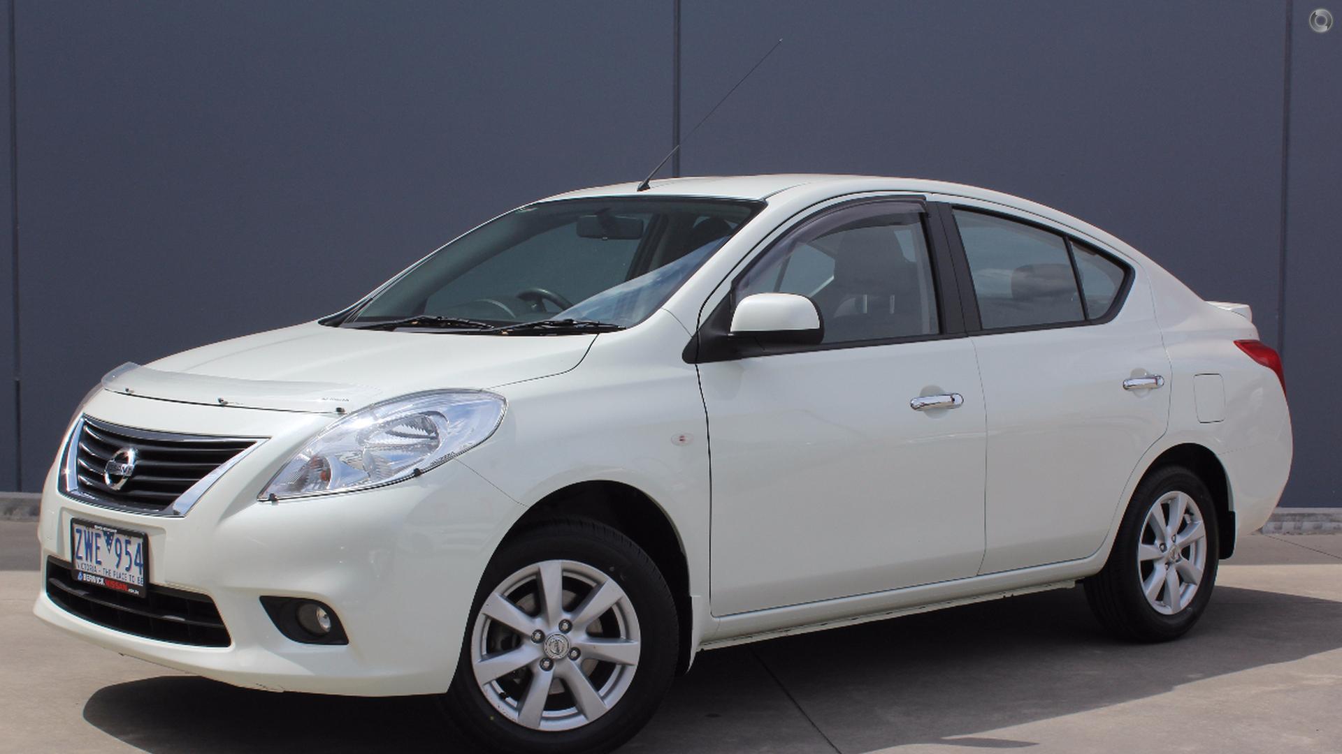 2012 Nissan Almera Ti N17