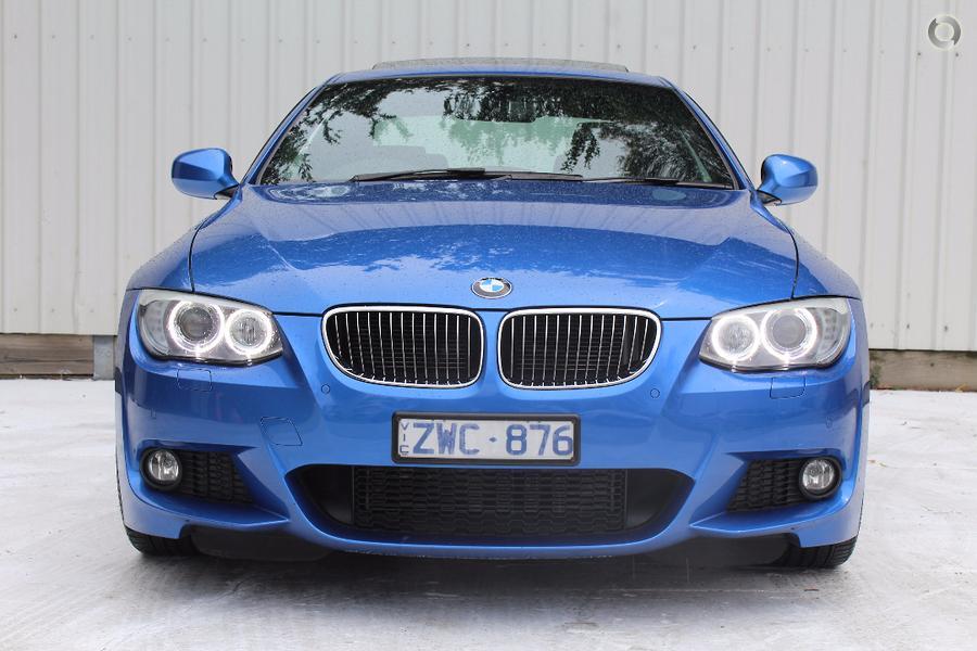 2013 BMW 320d High-line E92