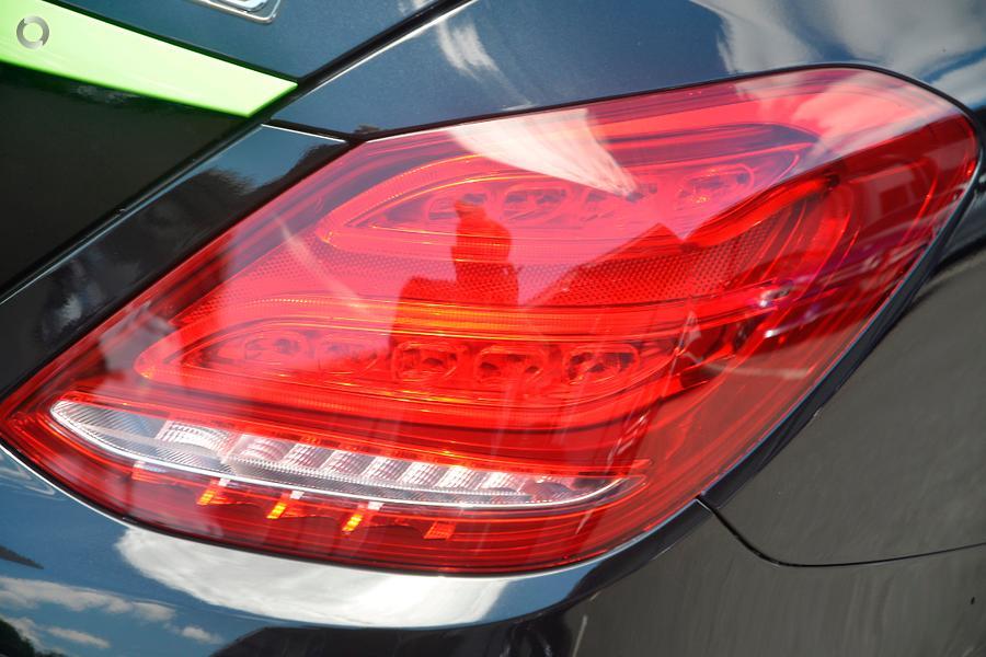 2016 Mercedes-Benz C 63 Sedan