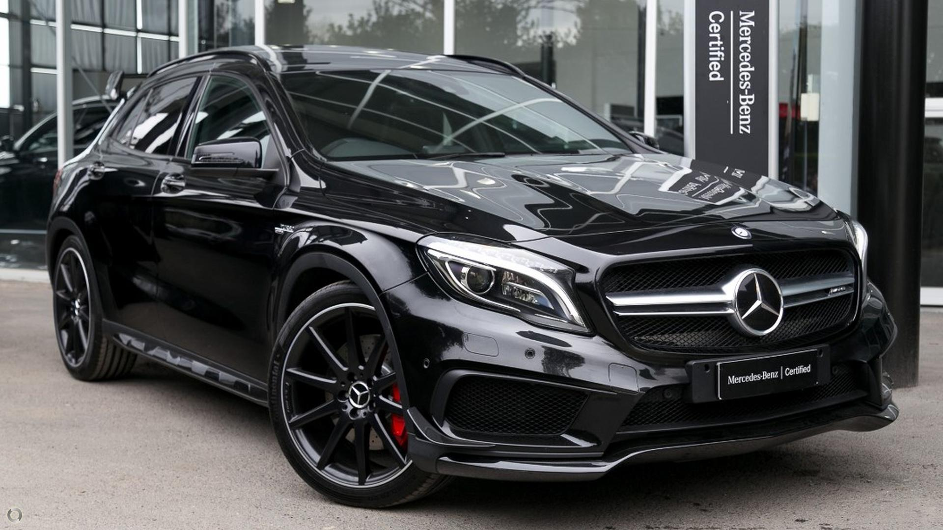 2015 Mercedes-Benz GLA 45 Wagon