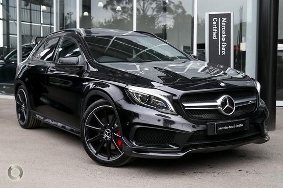 2015 Mercedes-Benz <br>GLA 45