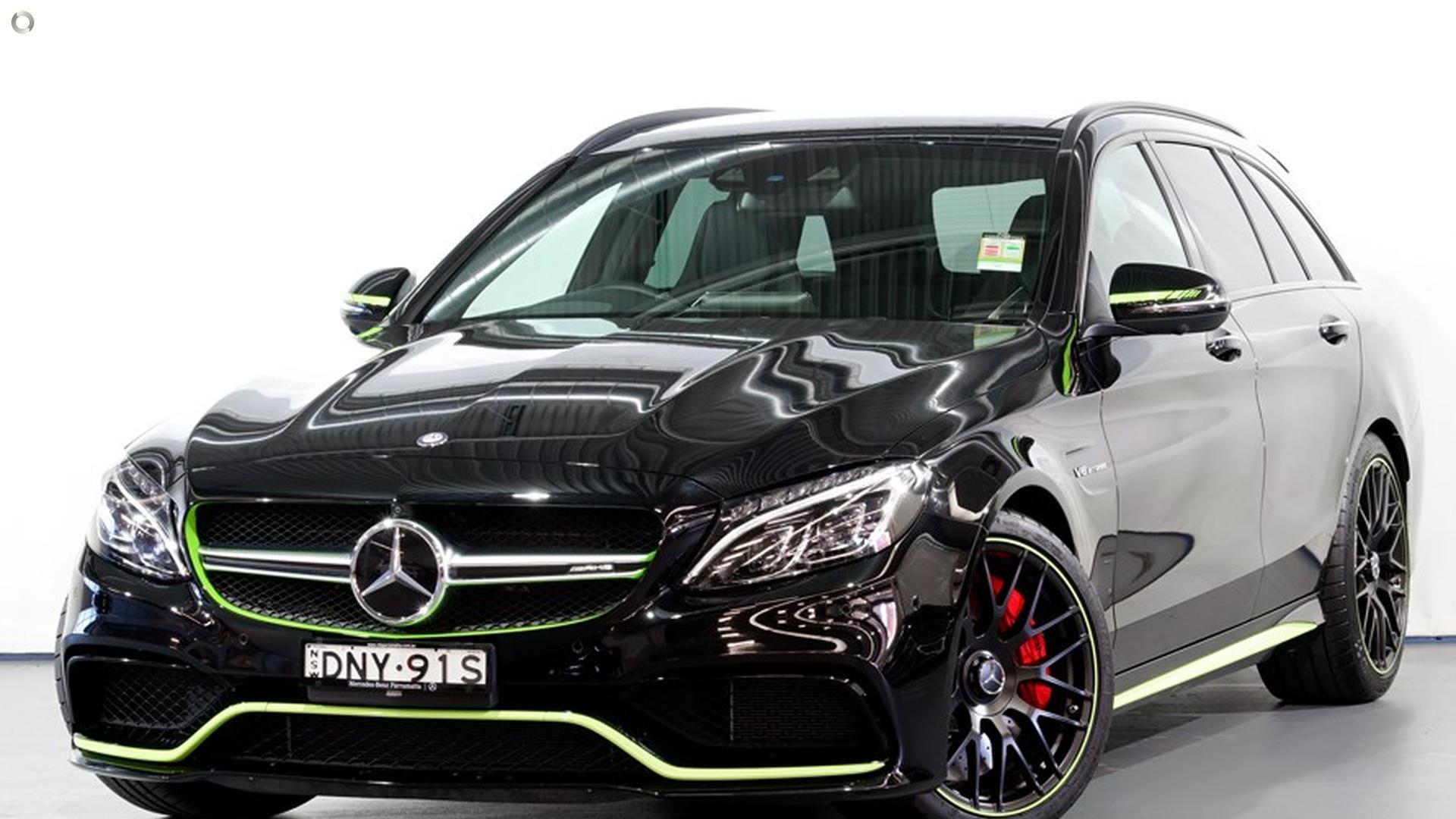 2016 Mercedes-Benz C 63 Wagon