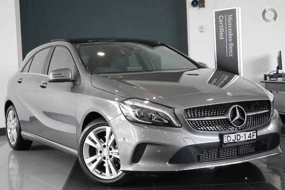 2016 Mercedes-Benz <br>A 180