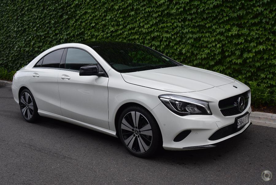 2017 Mercedes-Benz CLA 220 Coupe