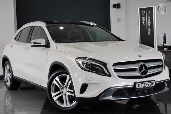 2014 Mercedes-Benz <br>GLA 200 CDI