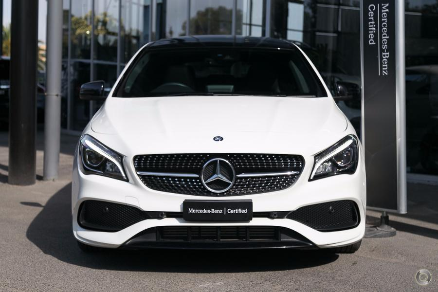 2017 Mercedes-Benz CLA 200 Wagon