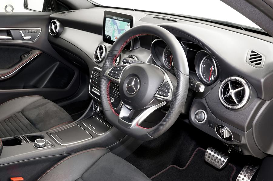 2016 Mercedes-Benz CLA 220 Coupe