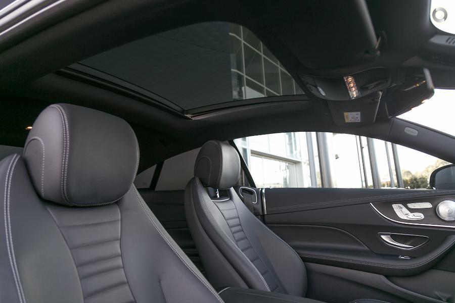 2017 Mercedes-Benz E 300 Coupe
