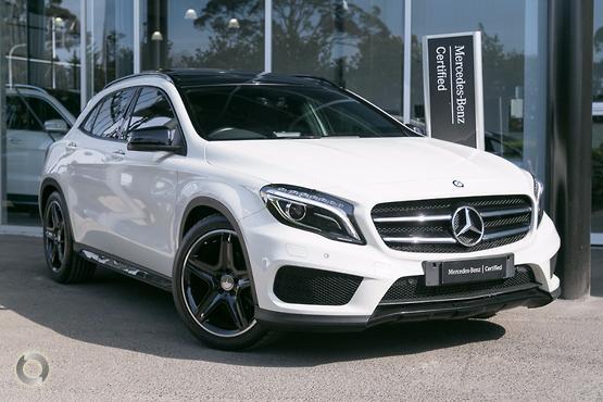 2015 Mercedes-Benz <br>GLA 200 CDI
