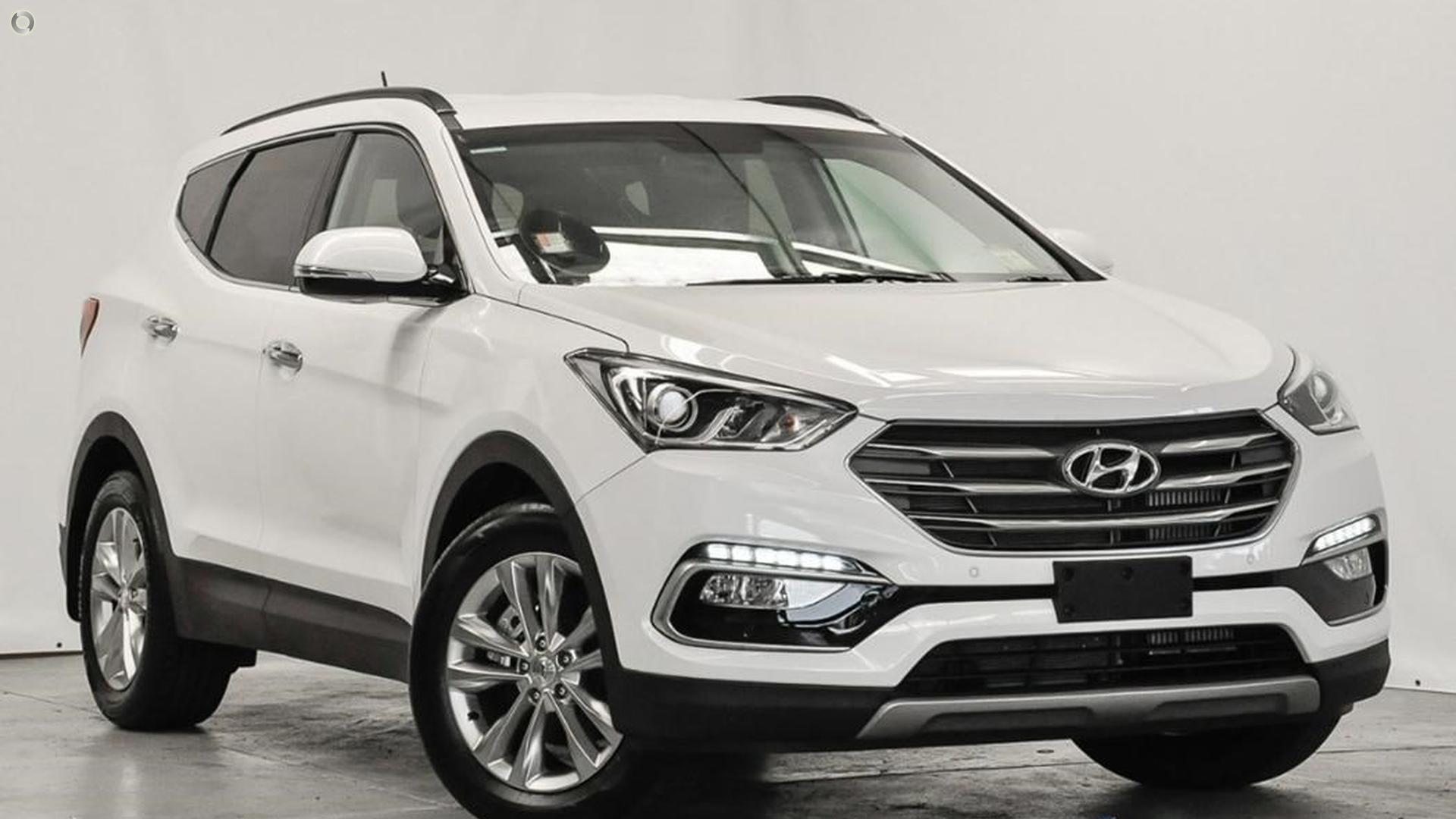 2016 Hyundai Santa Fe Elite