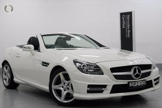 2013 Mercedes-Benz <br>SLK 250