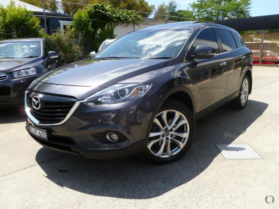 2012 Mazda Cx-9 Luxury TB Series 5
