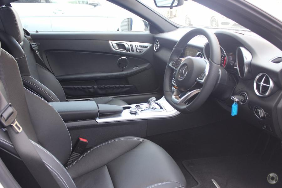 2017 Mercedes-Benz SLC 200 Roadster