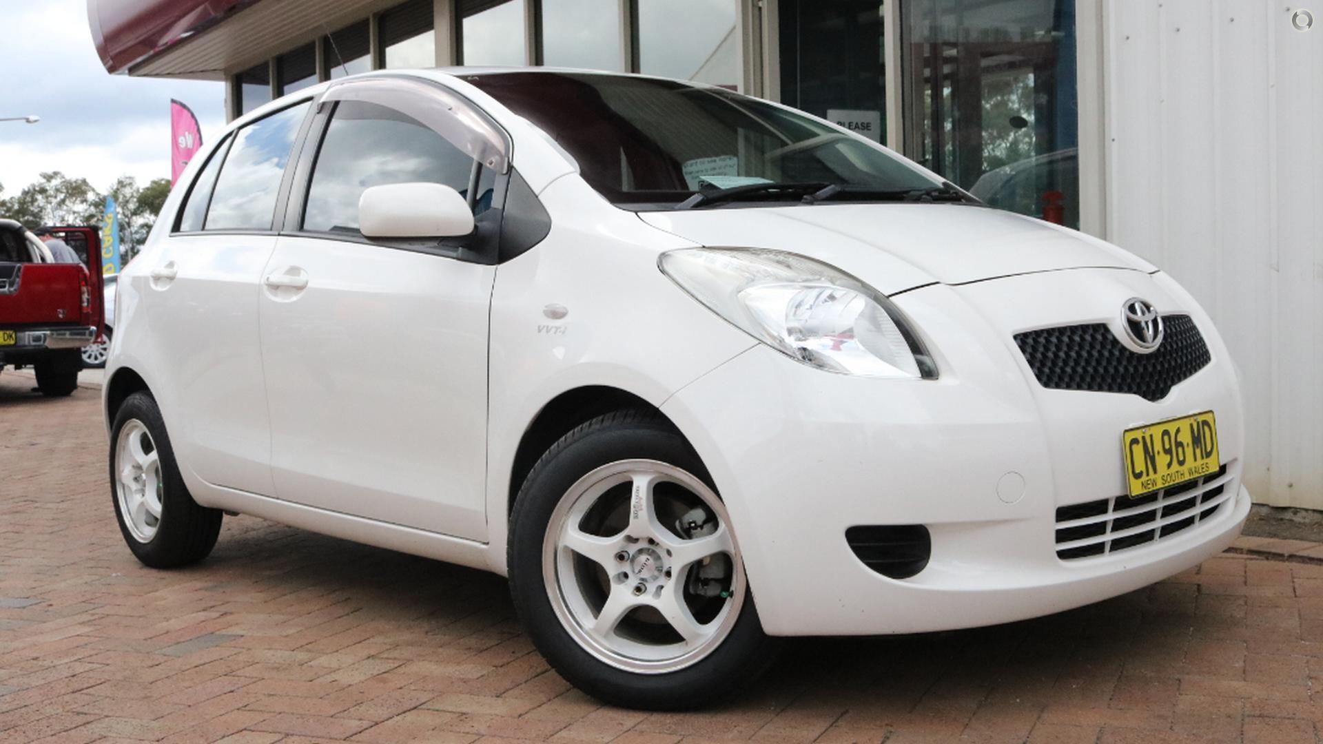 2007 Toyota Yaris NCP91R