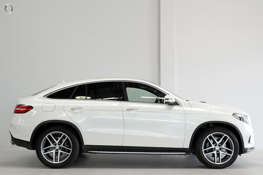 2016 Mercedes-Benz GLE 350 Wagon