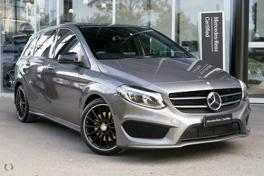 2015 Mercedes-Benz B 250 Hatch
