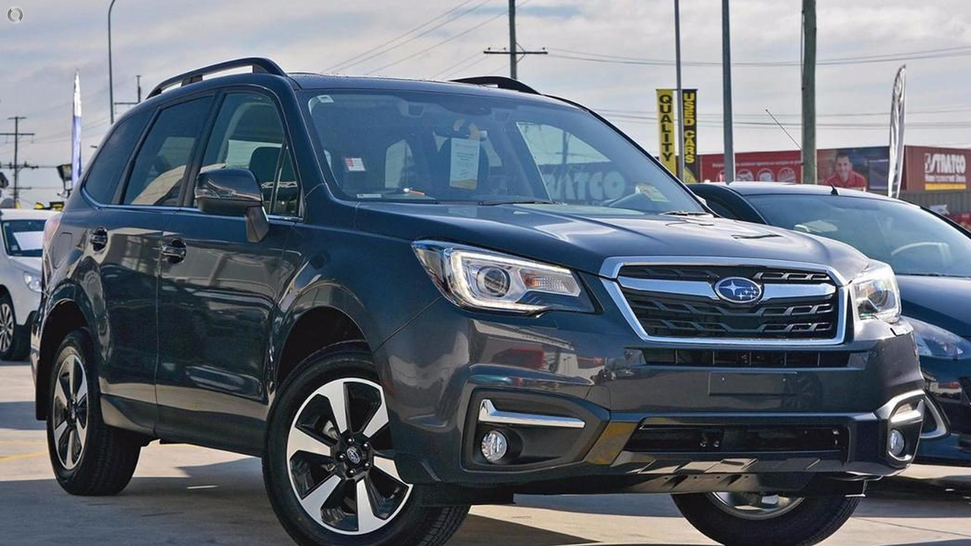 2017 Subaru Forester 2.5i-L Special Edition S4