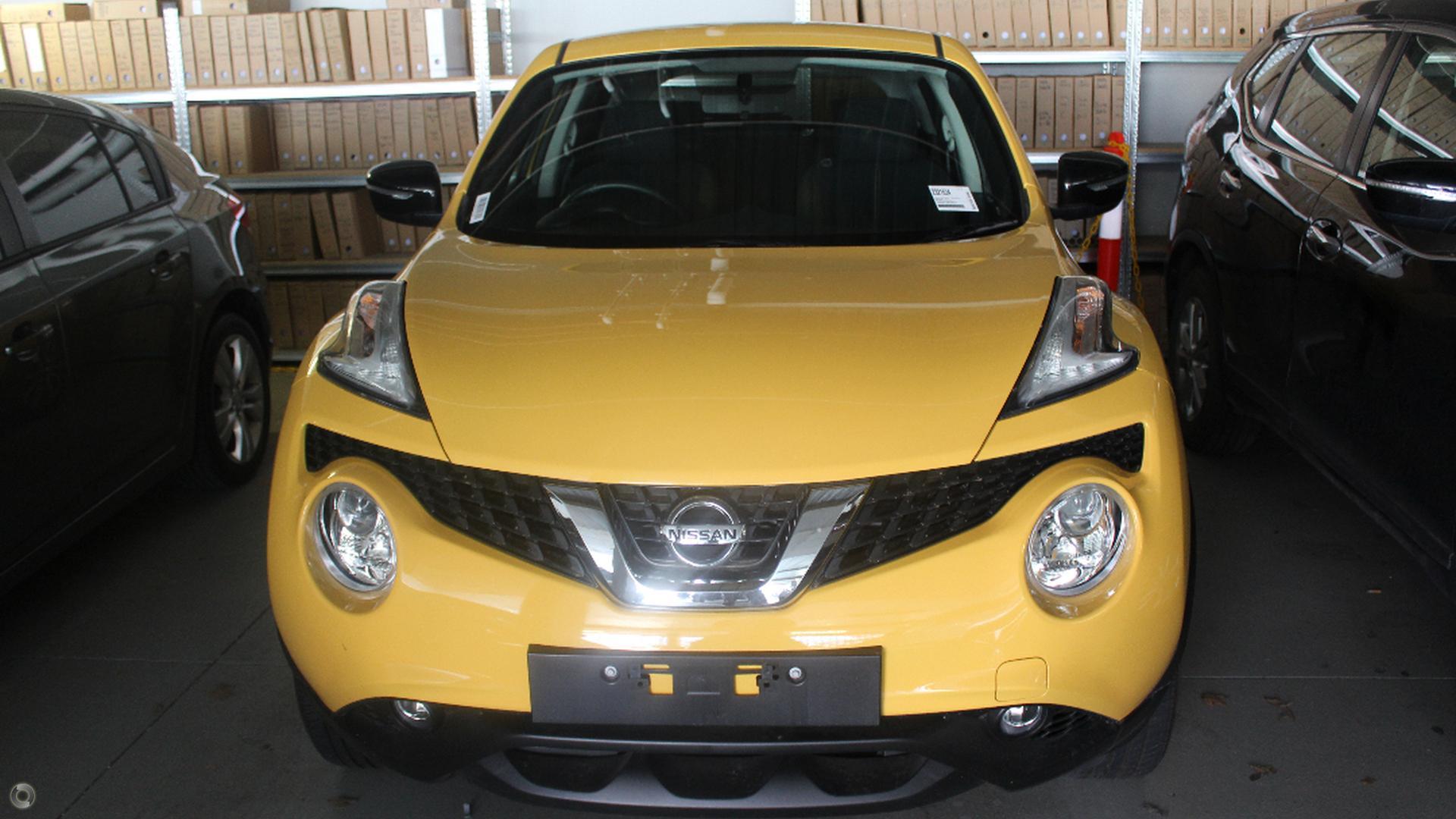2015 Nissan Juke N-TEC F15 Series 2