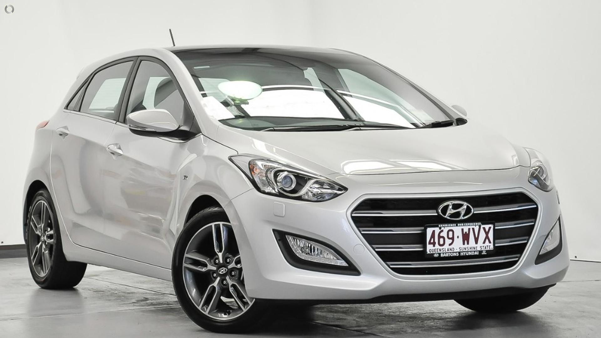 2016 Hyundai I30 Sr Premium
