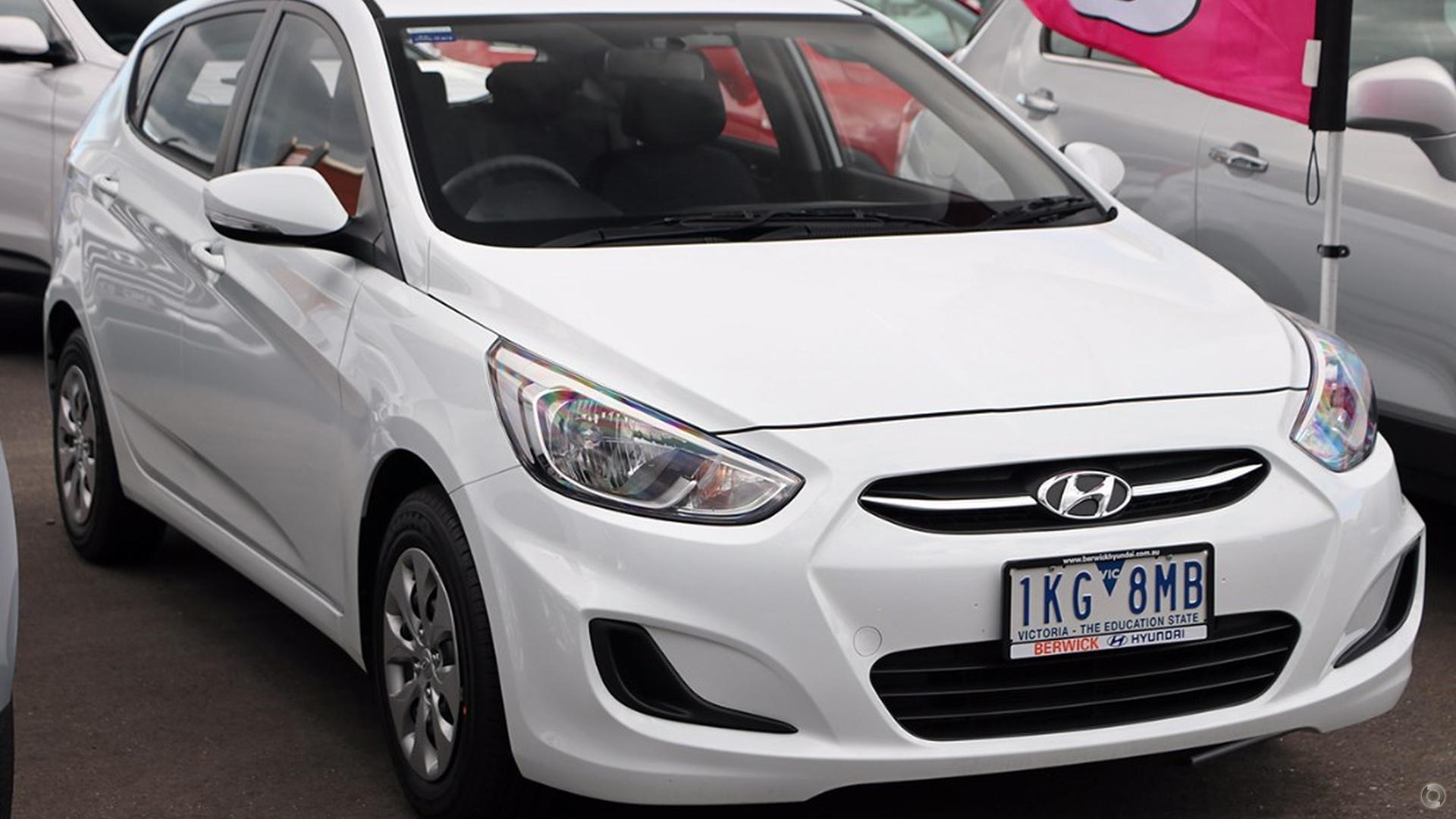 2016 Hyundai Accent RB3