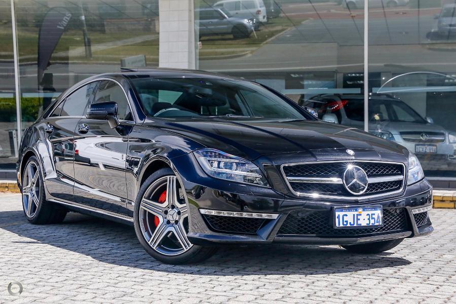 2011 Mercedes-Benz CLS 63 Sedan
