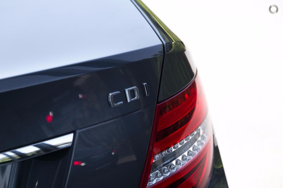 2013 Mercedes-Benz C 250 CDI Sedan