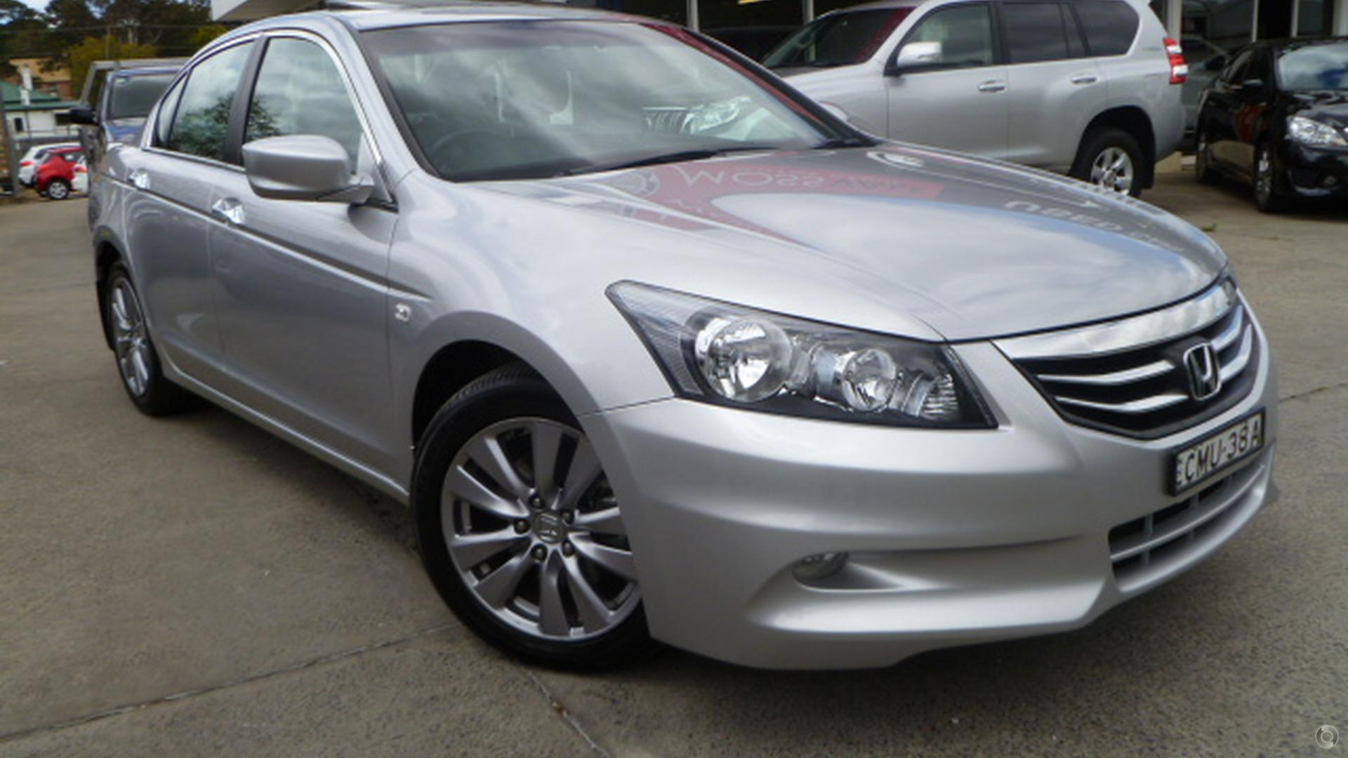 2012 Honda Accord Limited Edition 8th Gen
