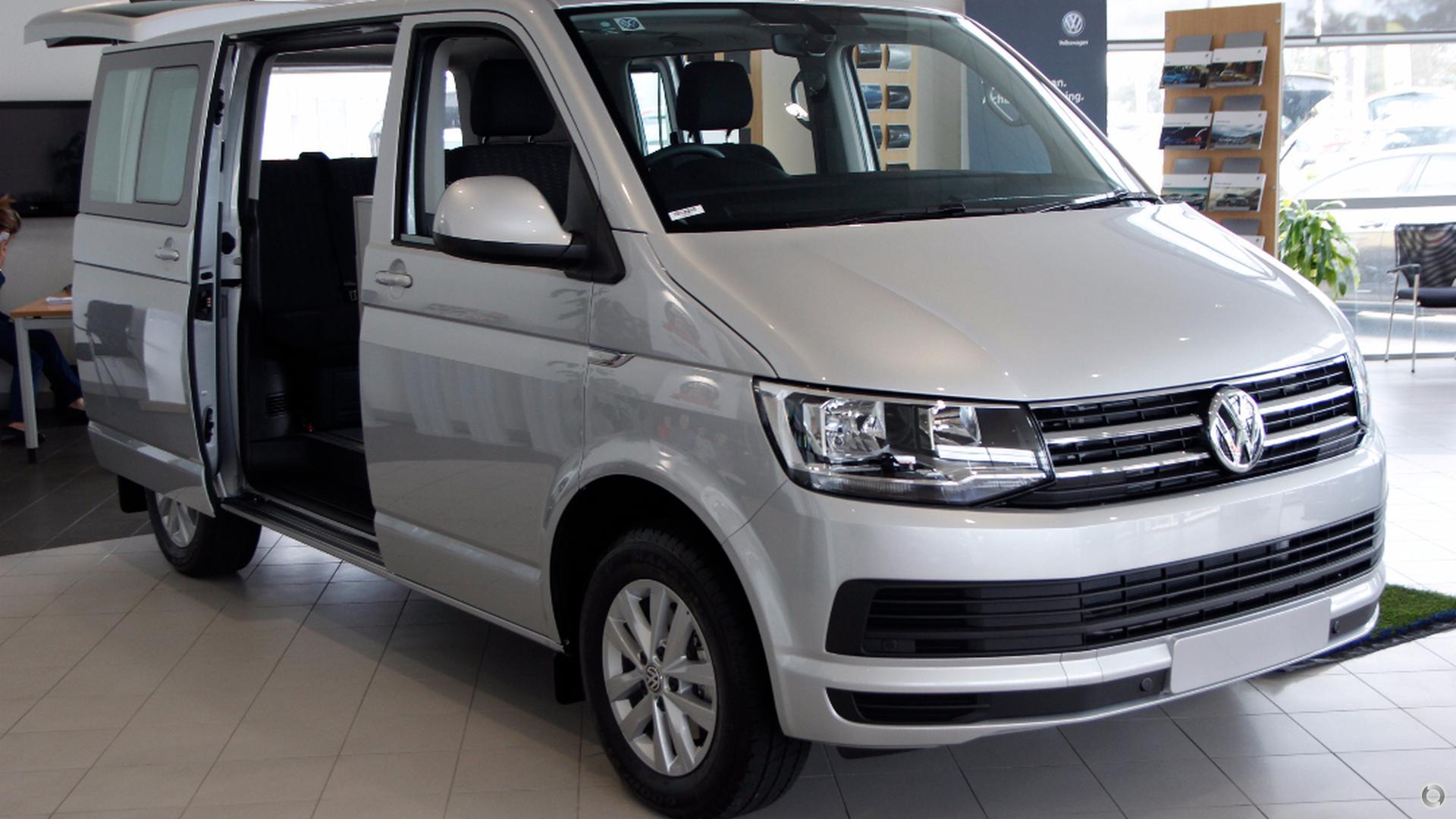 2017 Volkswagen Multivan T6