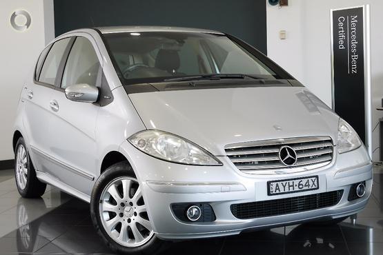 2006 Mercedes-Benz <br>A 200