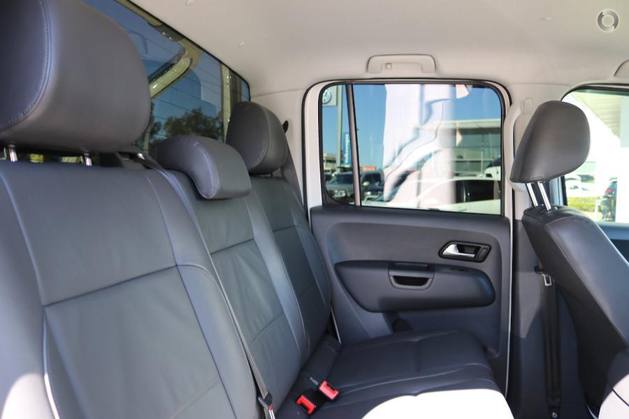 2015 Volkswagen Amarok TDI420 Ultimate 2H