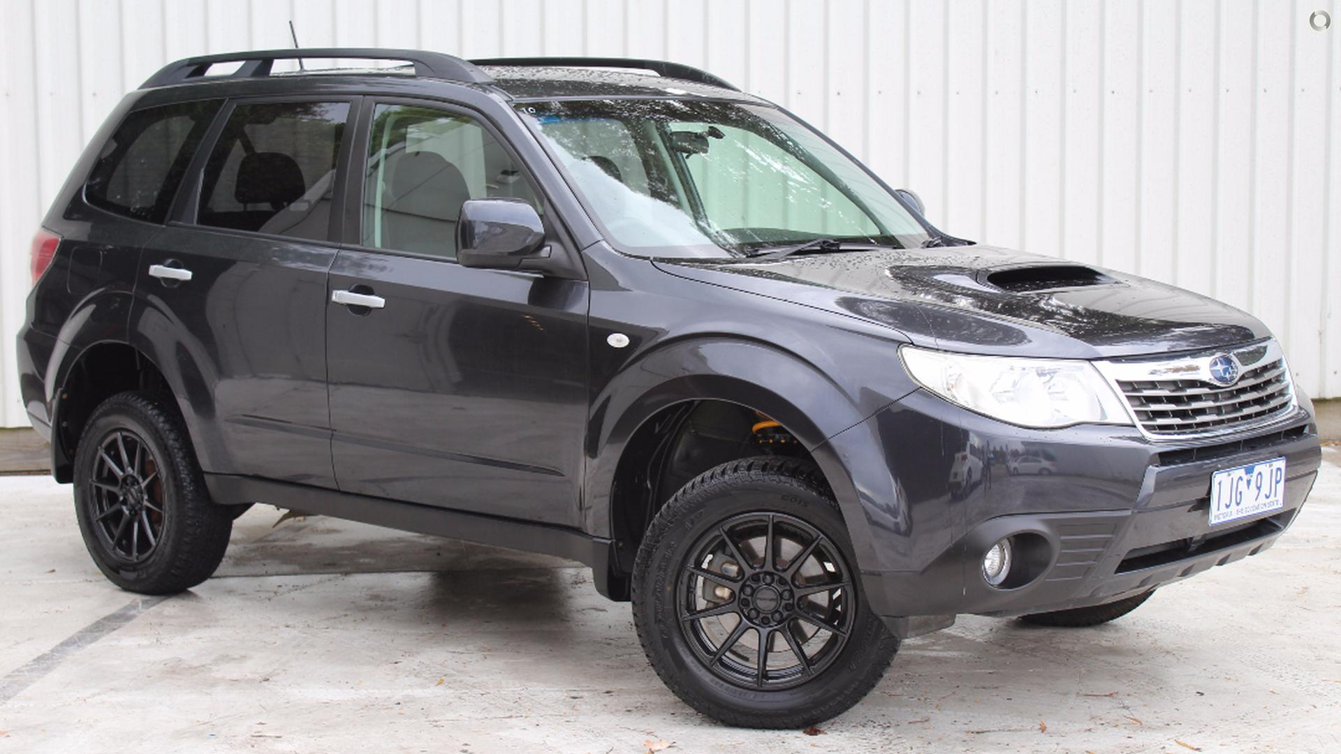 2010 Subaru Forester 2.0D S3