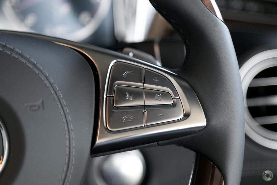 2016 Mercedes-Benz S 500 Cabriolet