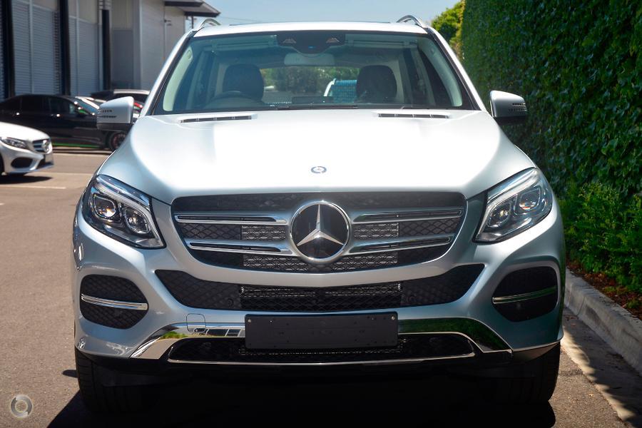 2016 Mercedes-Benz GLE 250 Wagon