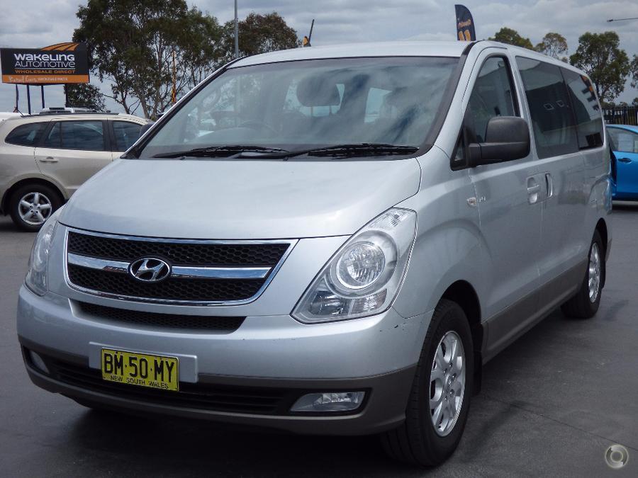 2009 Hyundai Imax  TQ-W
