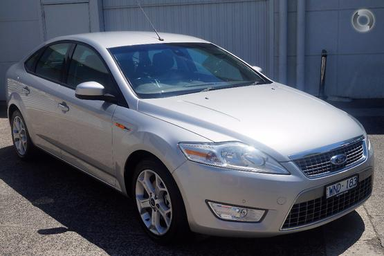2007 Ford Mondeo Ma
