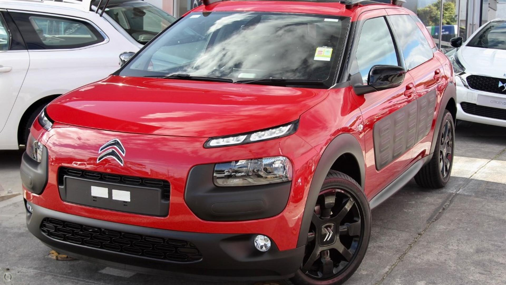 2017 Citroen C4 Cactus Exclusive E3