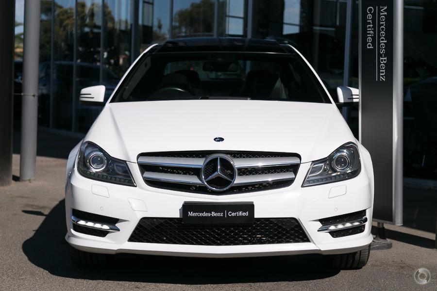 2014 Mercedes-Benz C 180 Coupe