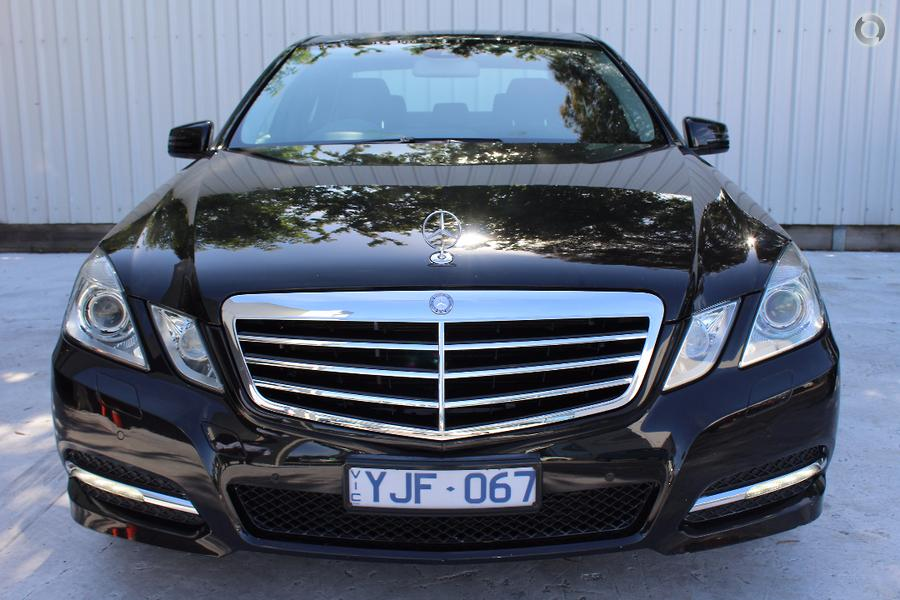2010 Mercedes-benz E250 Cdi BlueEFFICIENCY Avantgarde W212