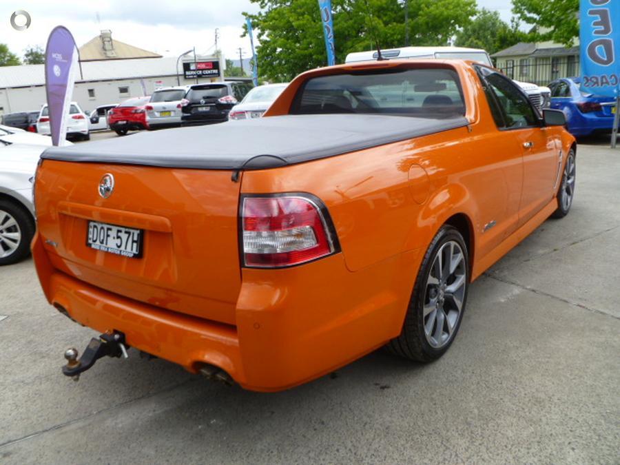 2013 Holden Ute SS V VF