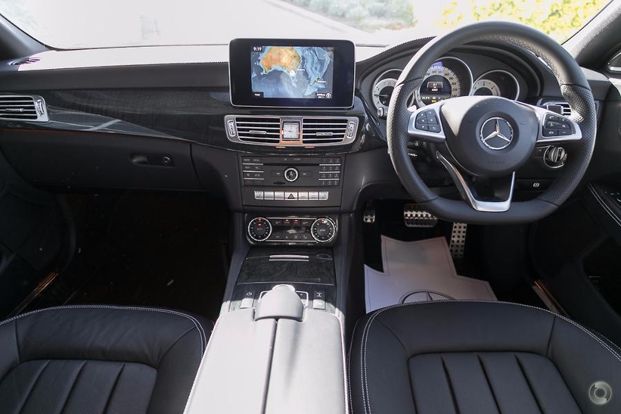 2017 Mercedes-Benz CLS 250 Sedan