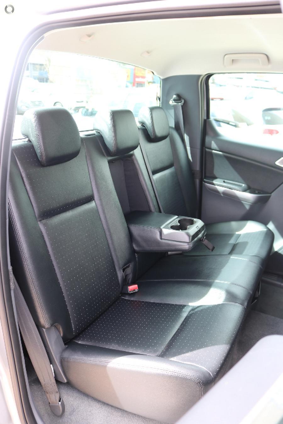2016 Mazda Bt-50 GT UR