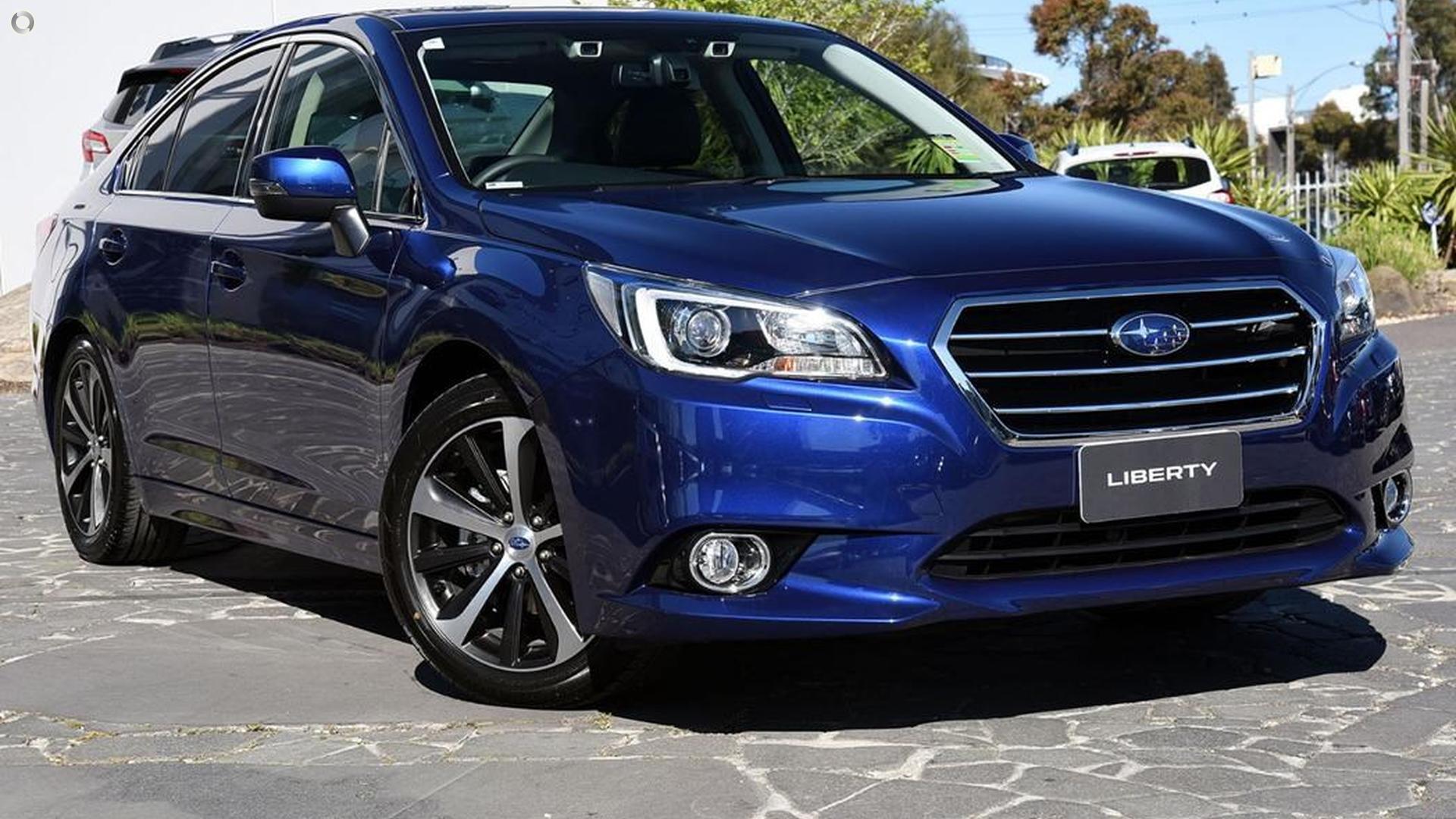 2017 Subaru Liberty 2.5i Premium