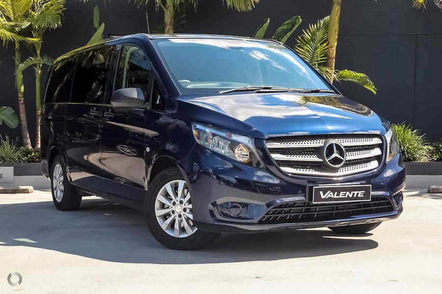2016 Mercedes-Benz VALENTE Wagon