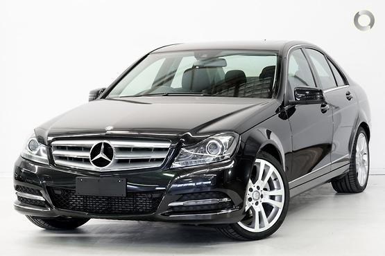 2012 Mercedes-Benz <br>C 250