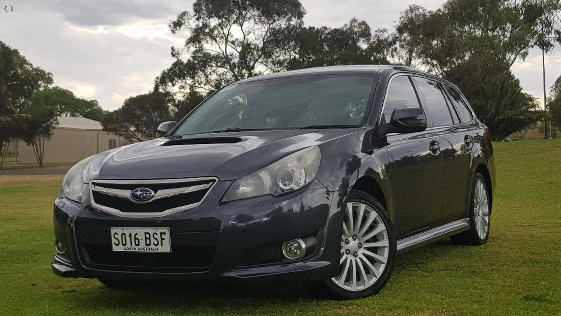 2010 Subaru Liberty Gt Premium