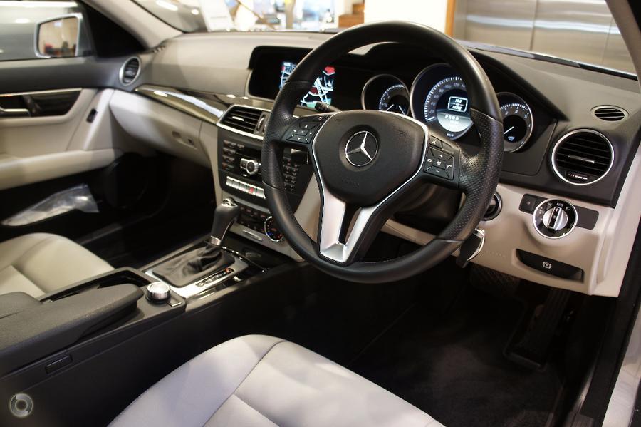2011 Mercedes-Benz C 250 Wagon