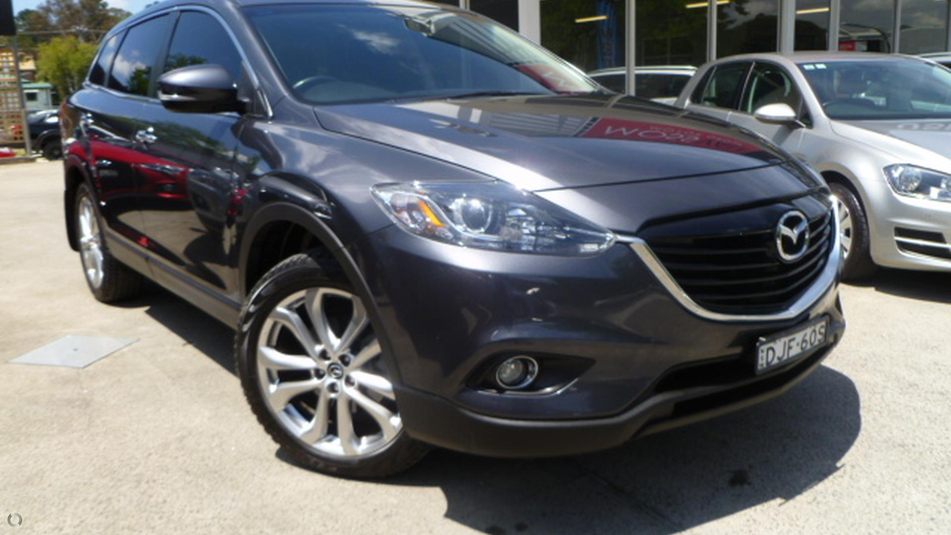 2012 Mazda Cx-9 Luxury